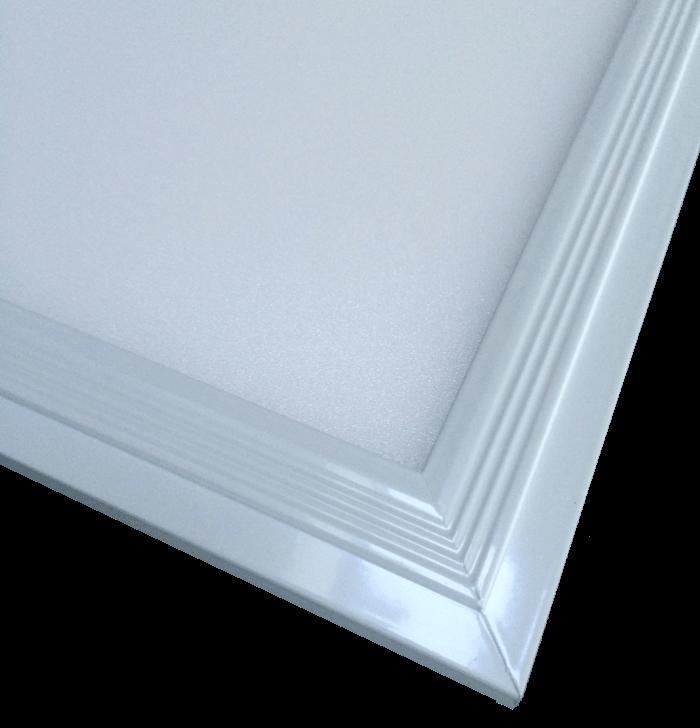 ultraslim led panel 295x295mm epistar effiziente b robeleuchtung. Black Bedroom Furniture Sets. Home Design Ideas