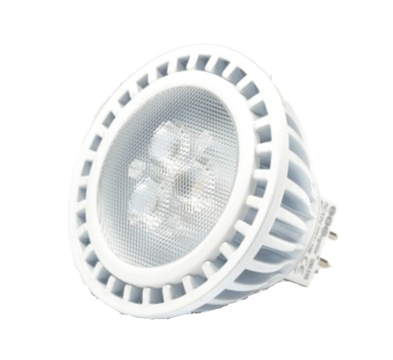 Shop4licht Led Leuchtmittel Strahler Mr16 5w Dimmbar Cree