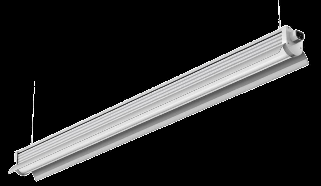 led arbeitsleuchte lichtband ip54 150cm 60w 5000k cn. Black Bedroom Furniture Sets. Home Design Ideas