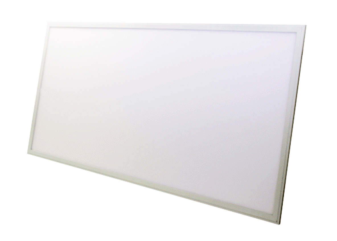 LED Panel 595x1195mm commercial white