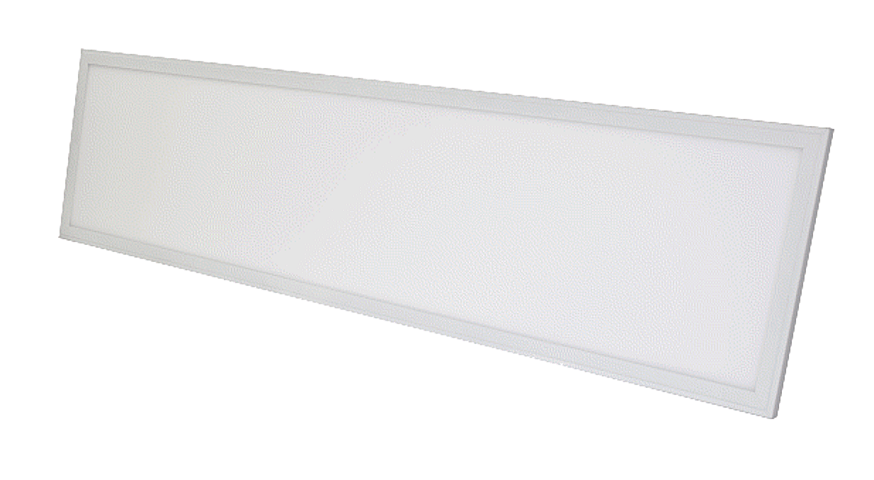 LED Panel 295x1195mm kaltweiß