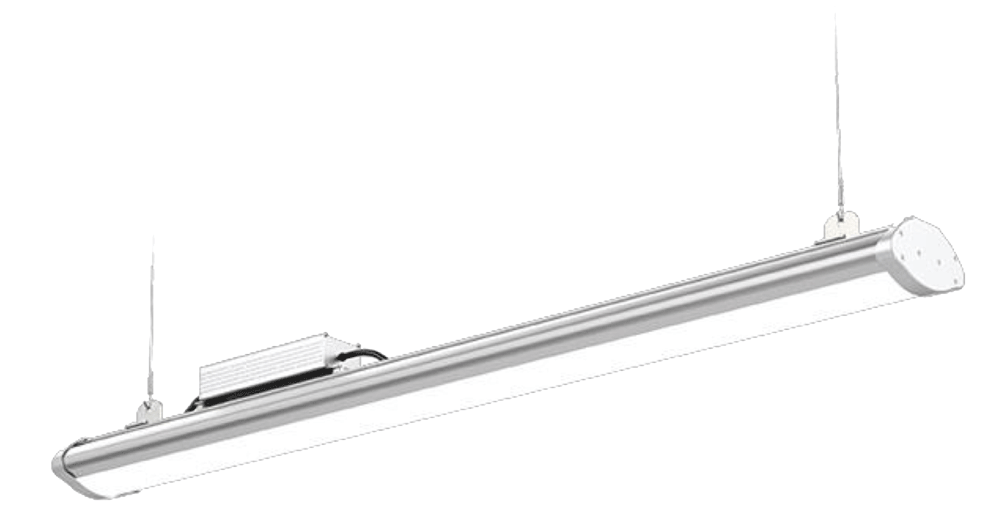LED High Bay Hallenleuchte Ellipse2 IP65 120W - 5000K